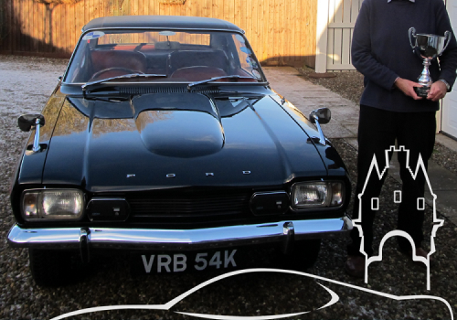 Motor of the Week - 1972 Ford Capri 1600 GT XLR