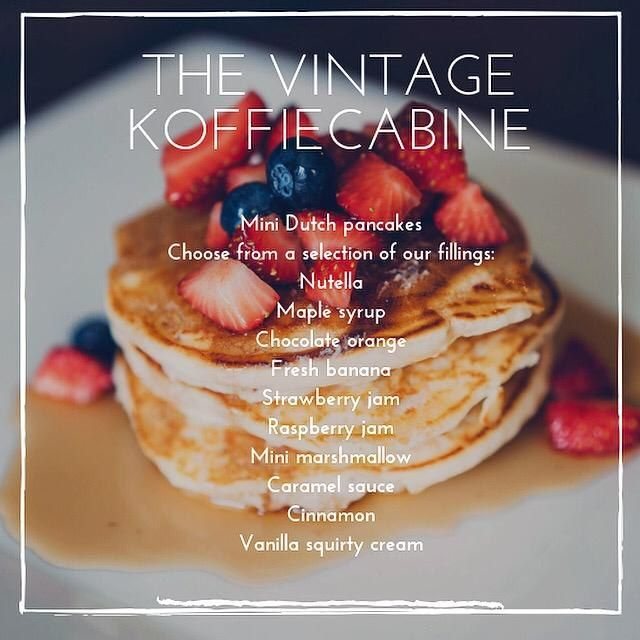 The Vintage Koffiecabine