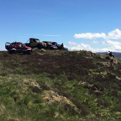 Buchan Off Road Drivers Club