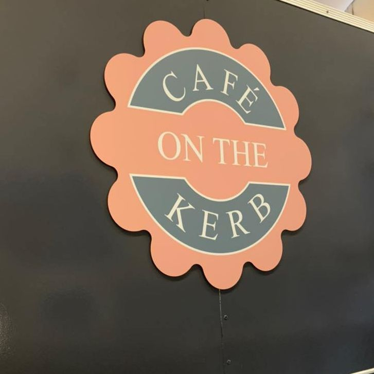 Cafe on the kerb